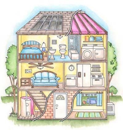 Енергозберігаючий будинок