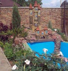 Формальні водойми басейни - Декоративні Водойми